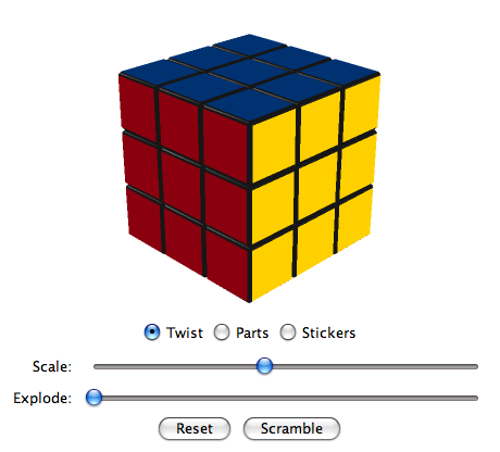 Virtual Cubes Rubiks Cube Instructions Instructions