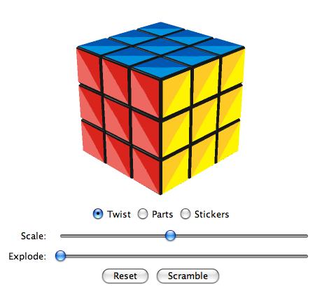 Virtual Cubes Rubiks Cube Super Cubes Triangular Super Cube